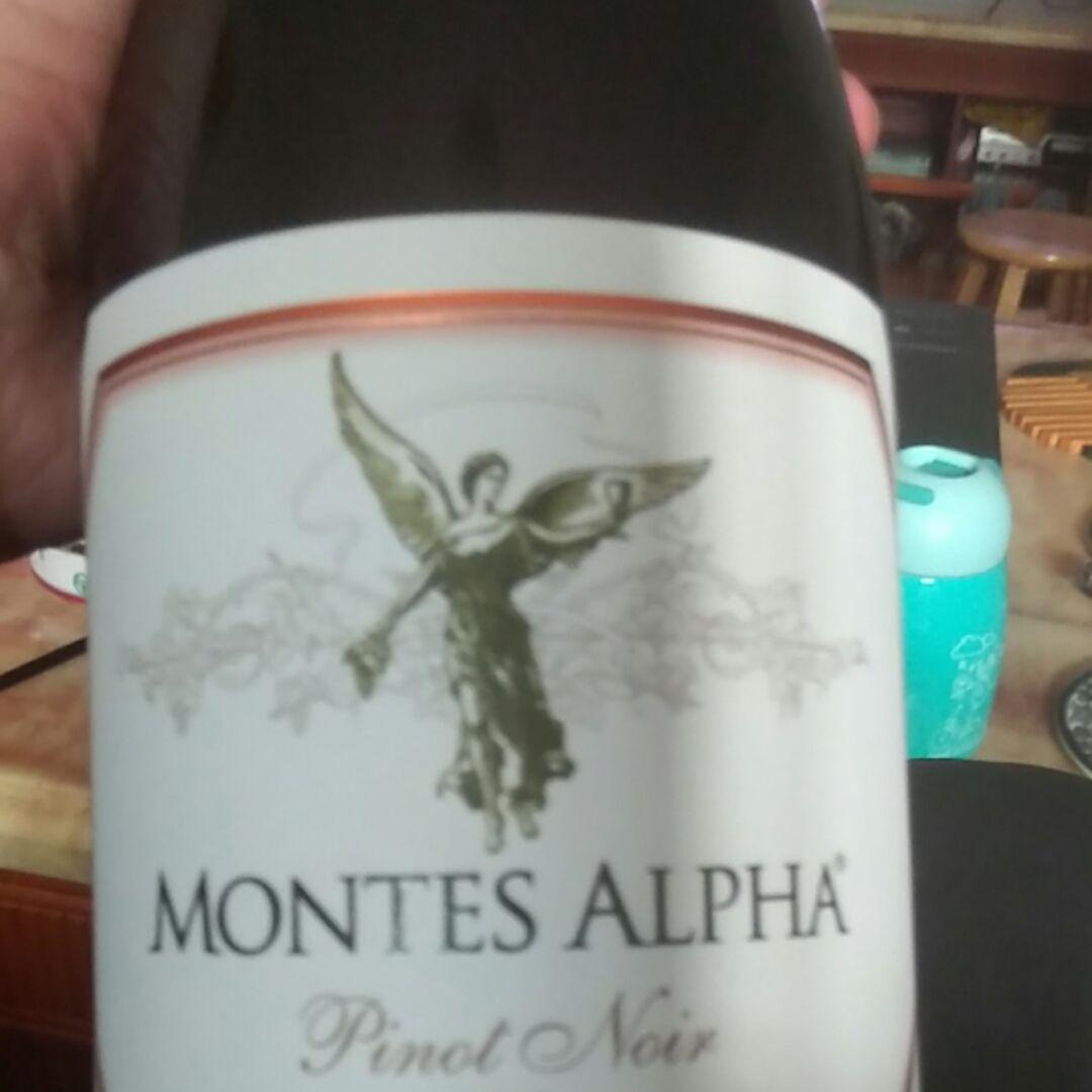 蒙特斯欧法黑皮诺干红Montes Alpha Pinot Noir