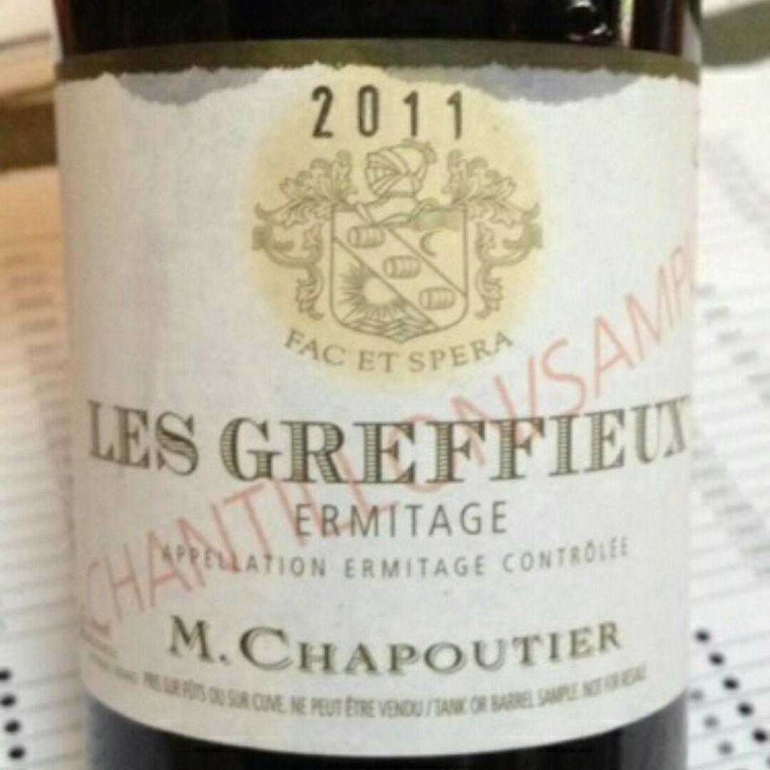 莎普蒂尔花岗石园干红M. Chapoutier Saint-Joseph Les Granits Rouge