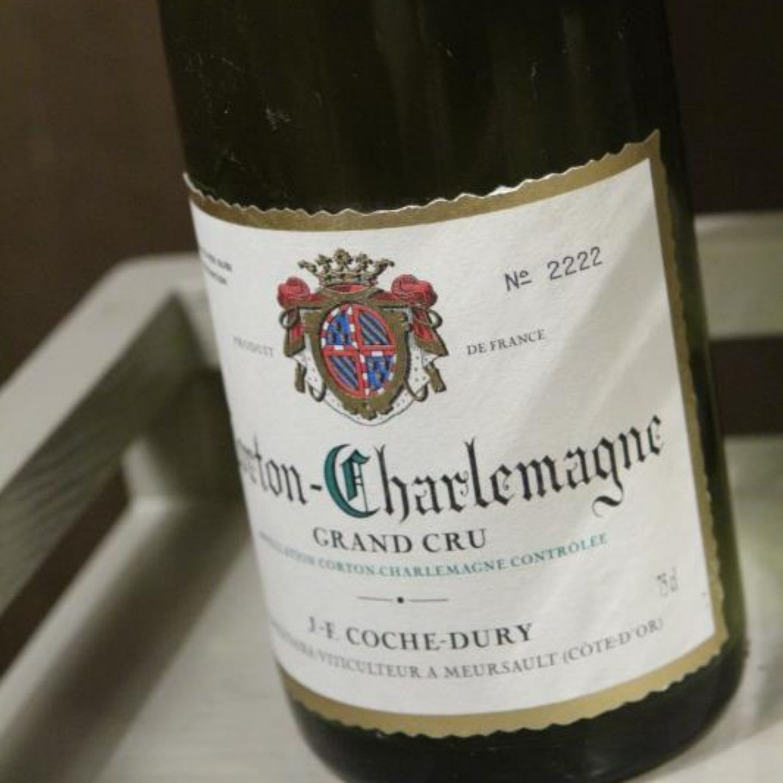 科奇科尔登-查理曼园干白J.-F Coche-Dury Corton-Charlemagne