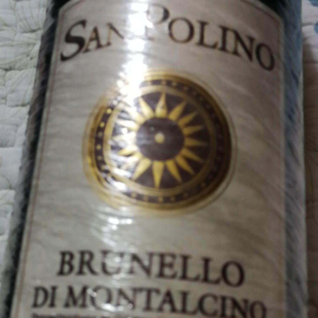 圣保利诺布鲁奈罗红葡萄酒San Polino Brunello di Montalcino