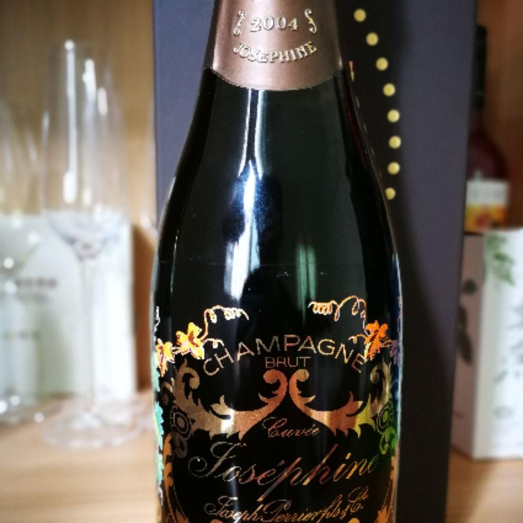 佩里耶特酿约瑟芬干型香槟Joseph Perrier Cuvee Josephine Brut