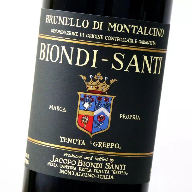碧安帝山迪年份布鲁奈罗蒙塔希诺干红Biondi Santi Brunello di Montalcino Annata