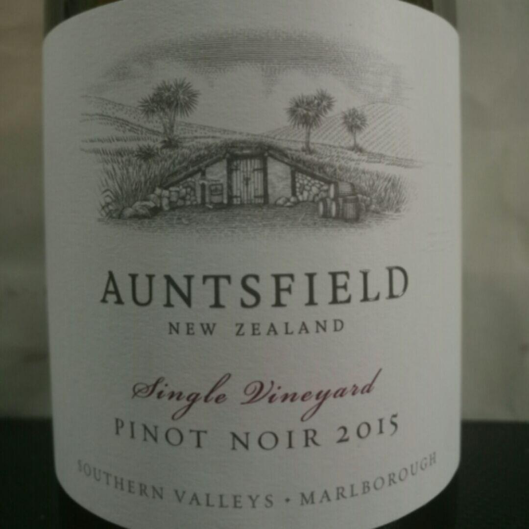 安仕飞单一园黑皮诺干红Auntsfield Single Vineyard Pinot Noir