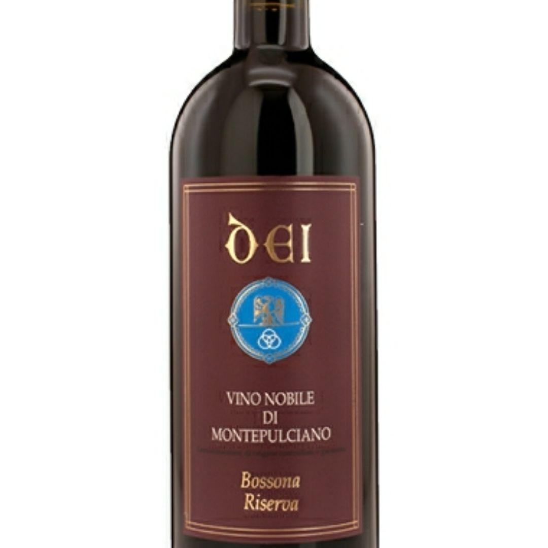 戴安酒庄蒙特比恰诺贵族珍藏布所纳干红Dei Vino Nobile di Montepulciano Bossona Riserva