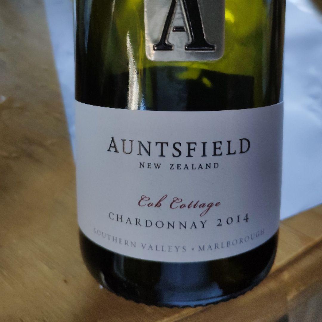 """昂兹菲尔德""""天鹅山庄""""霞多丽白葡萄酒Auntsfield Cob Cottage Chardonnay"""