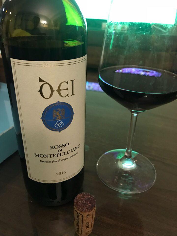 戴安酒庄罗索蒙特布恰诺干红Maria Caterina Dei Rosso di Montepulciano