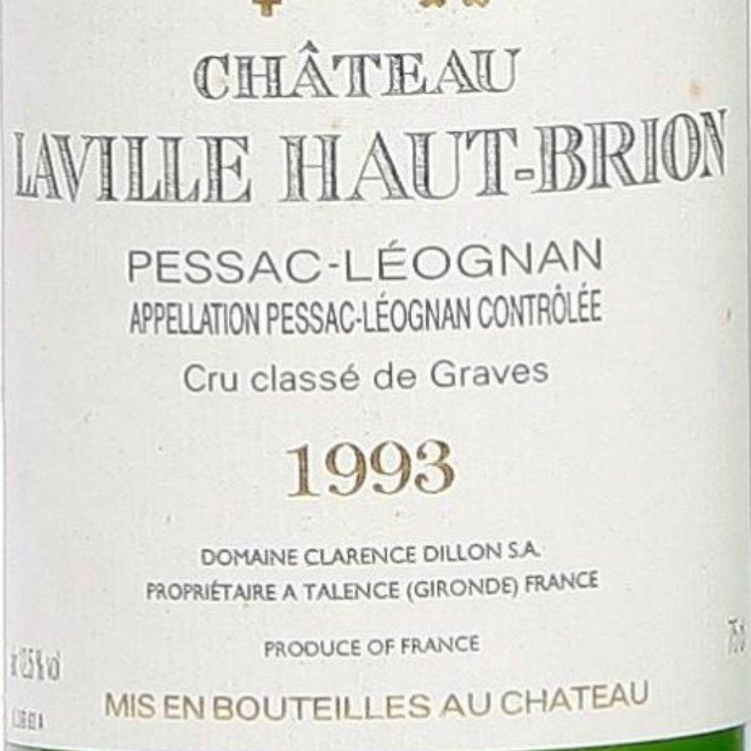 拉维尔奥比良酒庄干白Chateau Laville Haut-Brion Blanc