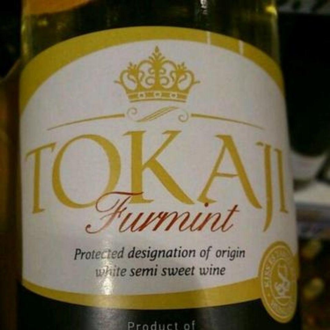 托卡伊富民特半甜白Tokaji Furmint semi sweet