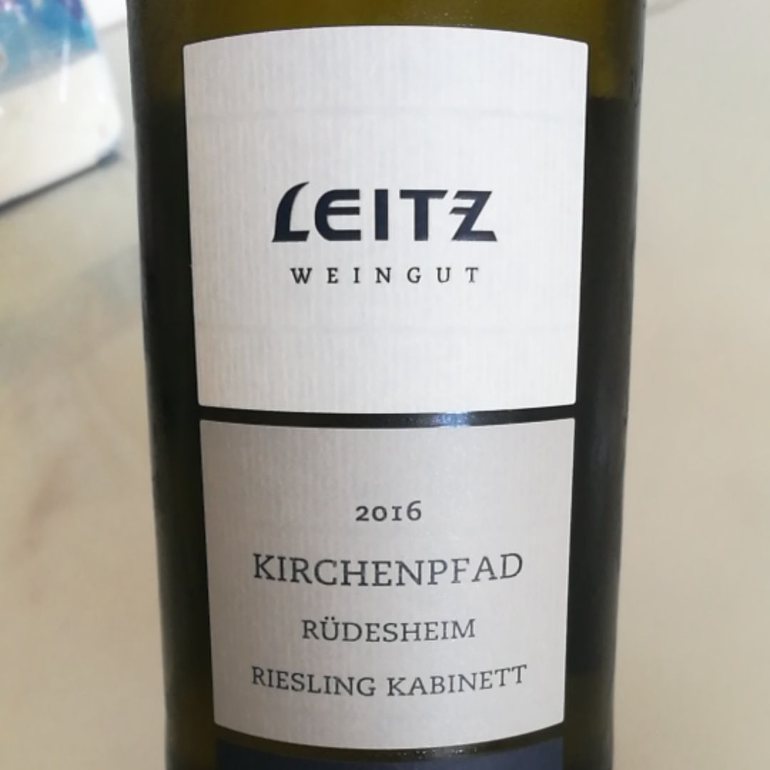 Rüdesheimer Bischofsberg Riesling