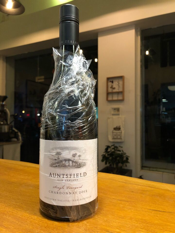 昂兹菲尔德霞多丽白葡萄酒Auntsfield Single Vineyard Chardonnay