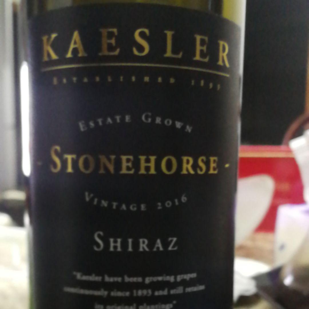 凯斯勒石马SGM干红Kaesler Stonehorse SGM
