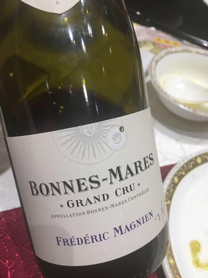 Frederic Magnien Bonnes Mares Grand Cru