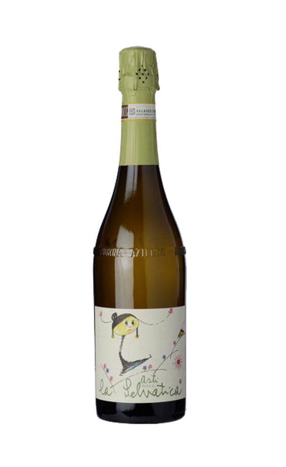 卡乌汀娜阿斯蒂塞维尔蒂卡起泡酒Caudrina Asti La Selvatica