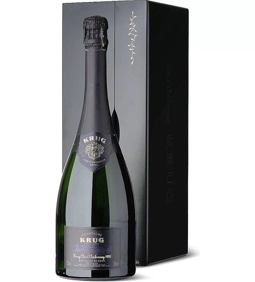 库克安邦内黑钻香槟Champagne Krug Clos d'Ambonnay