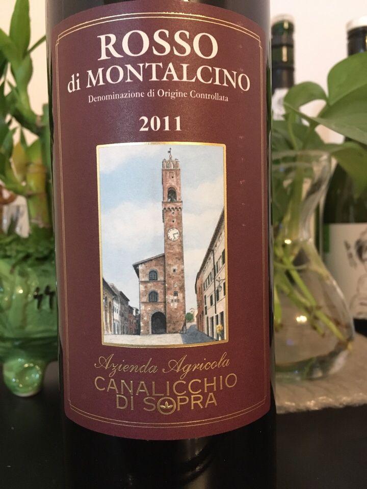 凯来丽可蒙塔希诺干红Canalicchio Di Sopra Rosso Di Montalcino
