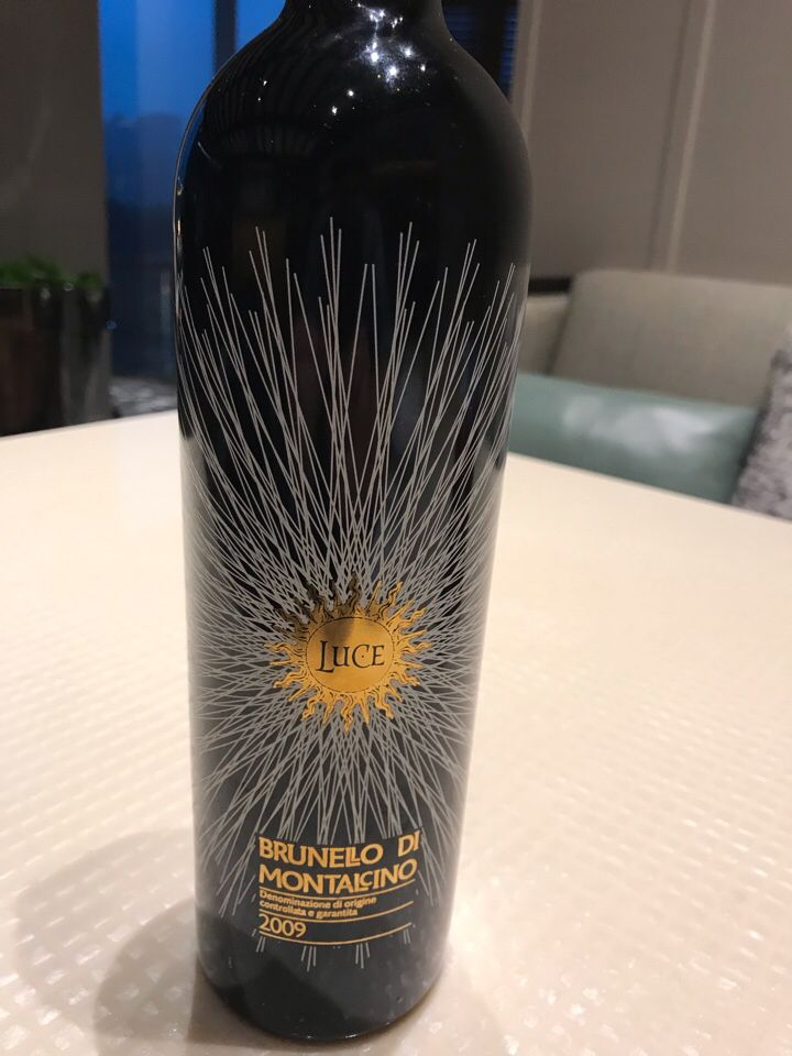 露凯布鲁奈罗干红Luce della Vite Brunello di Montalcino