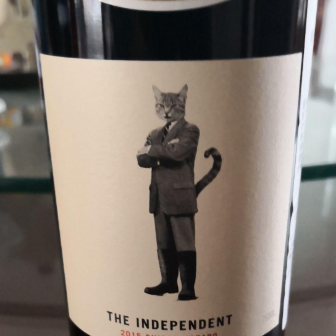 托斯纳酒庄独立玛塔西拉干红Teusne The Independent Shiraz Mataro