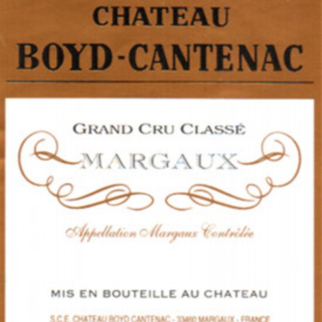 贝卡塔纳酒庄干红Chateau Boyd Cantenac