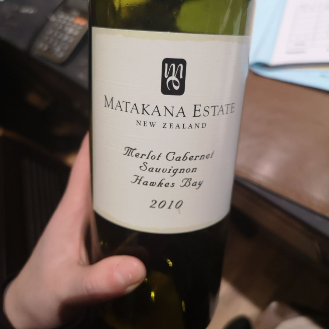 马塔卡纳茂古品丽珠-梅洛干红Matakana Estate Moko Cabernet Franc - Merlot
