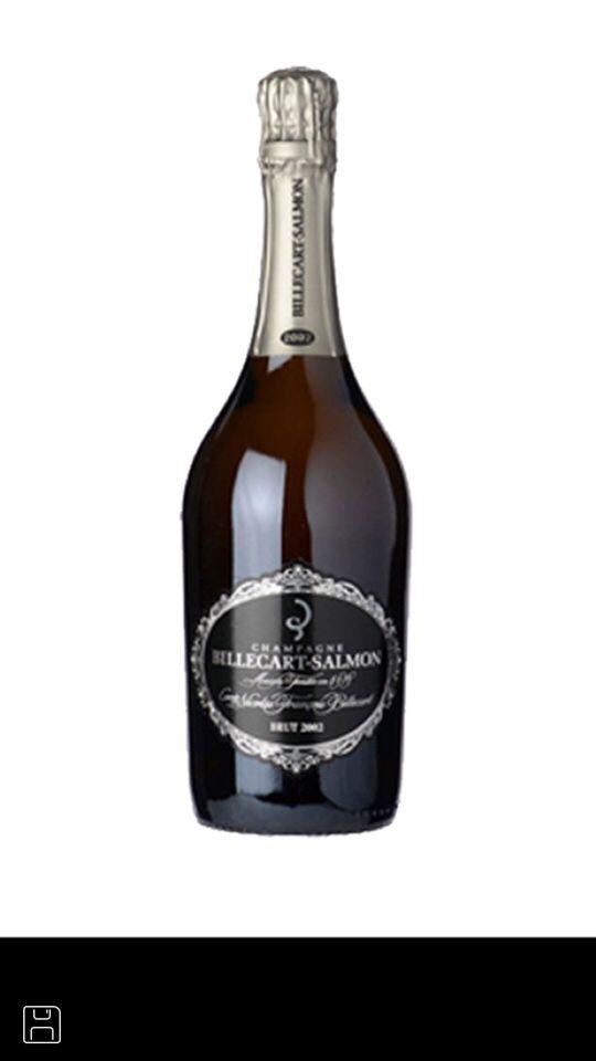 沙龙帝皇尼古拉斯香槟Champange Billecart-Salmon Nicolas Francois Billecart