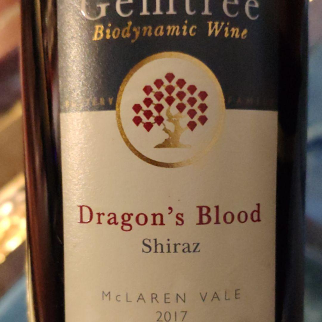 宝石树鸡血石设拉子干红Gemtree Vineyards Bloodstone Shiraz