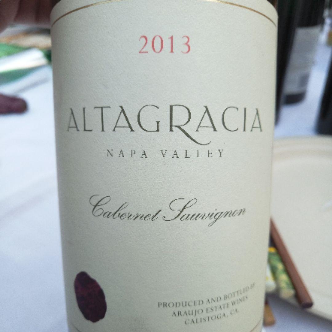 Alta Gracia Napa Valley Red