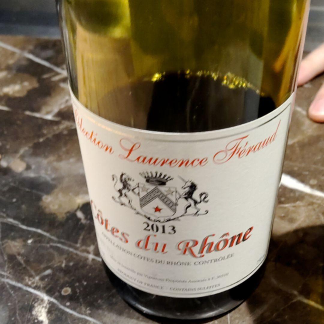 佩高酒庄教皇新堡产区精选干红Domaine Pegau Selection Laurence Feraud Chateauneuf du Pape