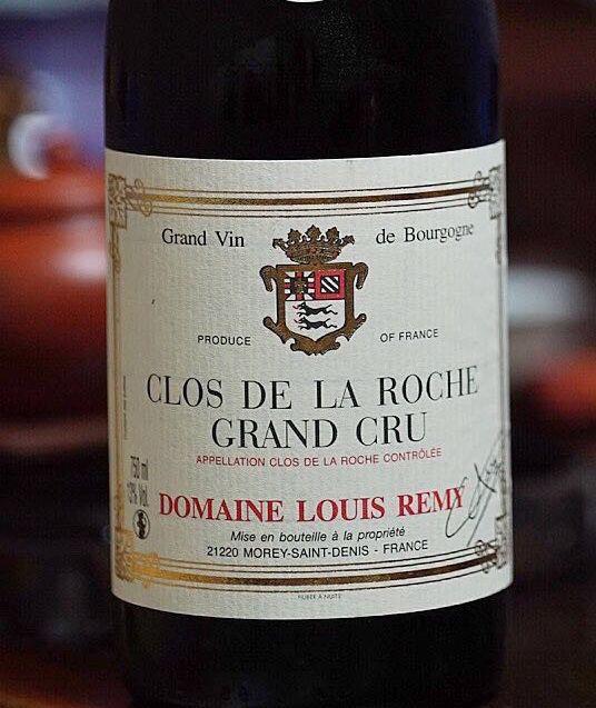 Clos DeLa Roche Grand Cru