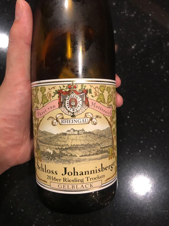 约翰山雷司令迟摘甜白Schloss Johannisberg Riesling Spatlese