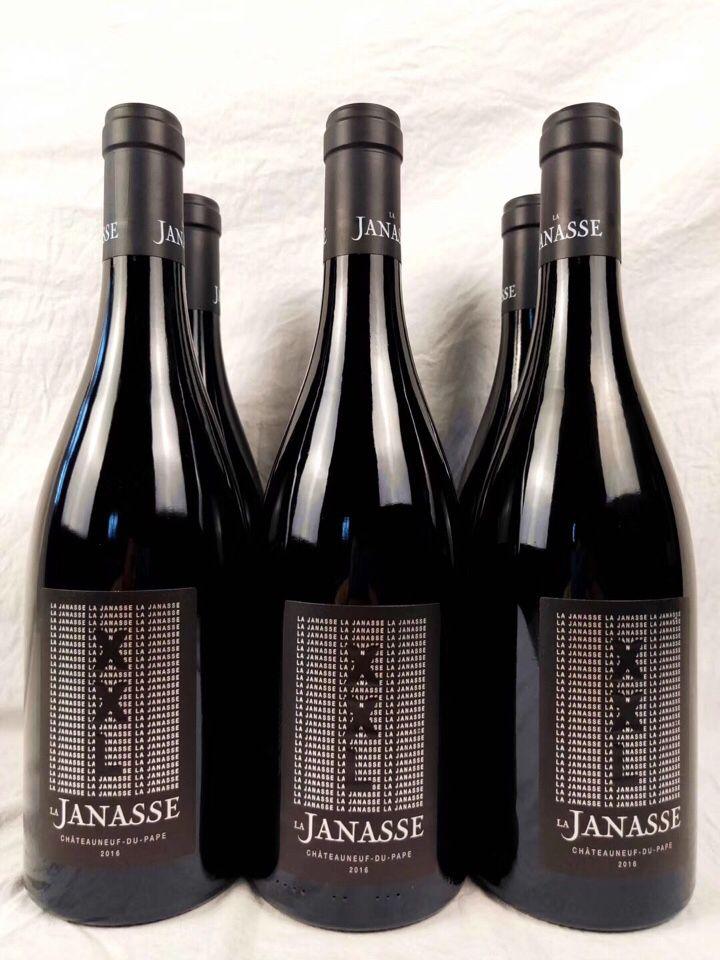 加纳斯超特大号特酿干红Domaine de la Janasse Cuvee XXL