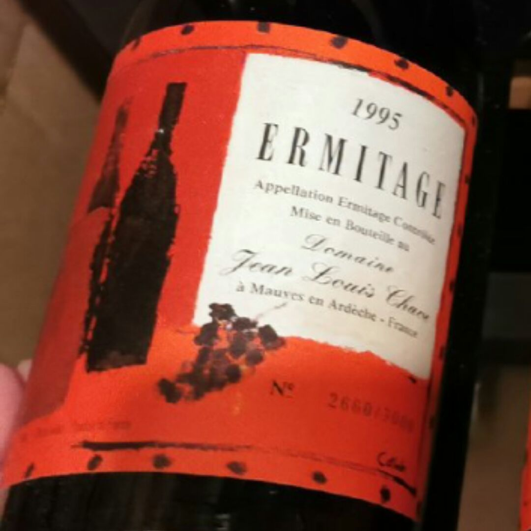 Domaine Jean-Louis Chave Ermitage Cuvee Cathelin