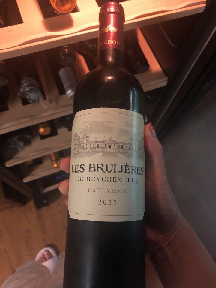 龙船美度干红Les Brulieres de Beychevelle