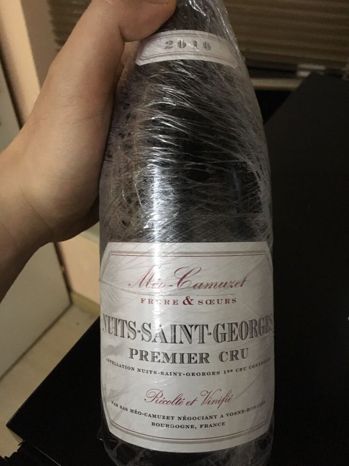 凯慕思奥克斯奥吉拉斯一级园干红Domaine Meo-Camuzet Nuits-Saint-Georges Aux Argillas Premier Cru