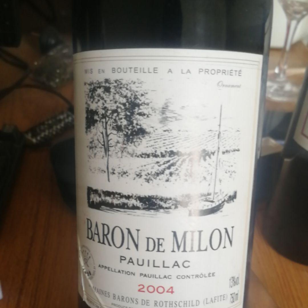 美隆男爵干红Baron de Milon