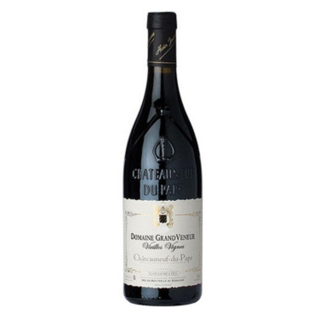 阿兰豪大猎人园教皇新堡老藤干红Alain Jaume & Fils Domaine Grand Veneur Vieilles Vigne