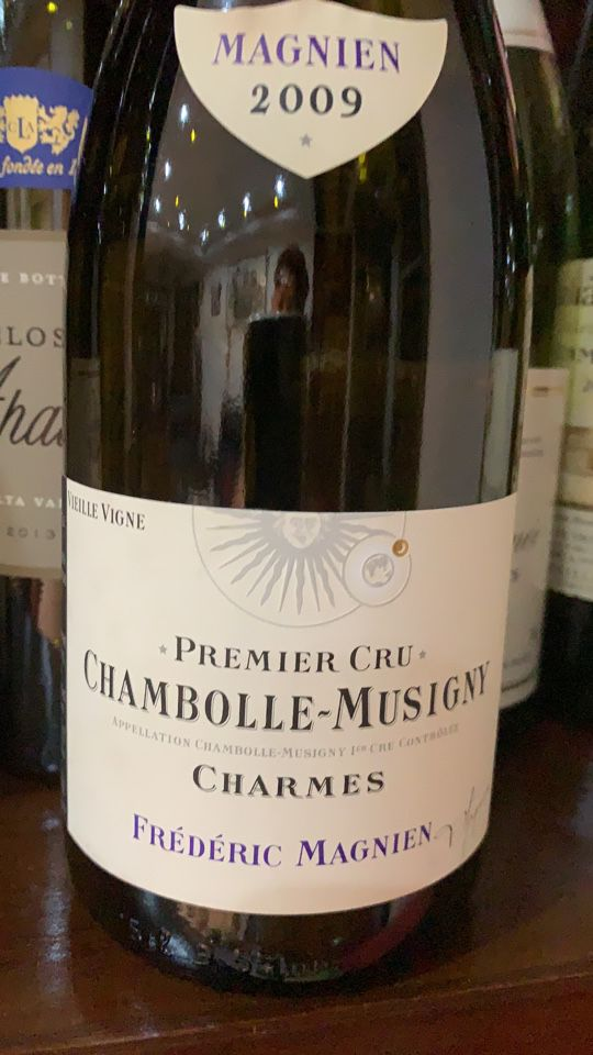 Chambolle Musigny Combottes Premier Cru