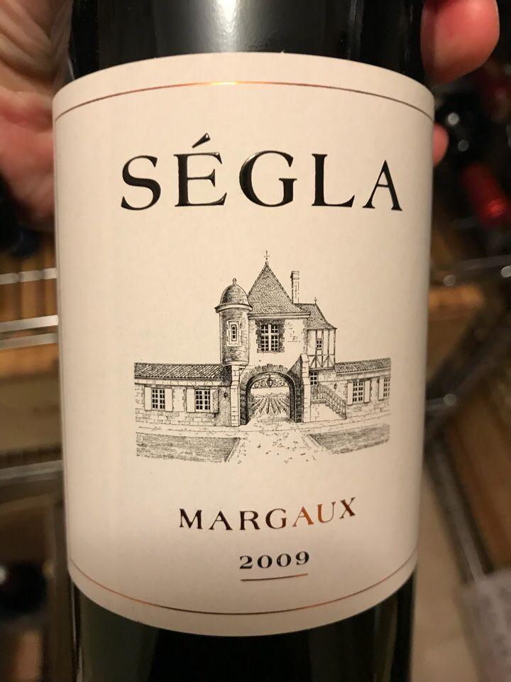 鲁臣世家庄园副牌干红Château Rauzan-Segla Segla