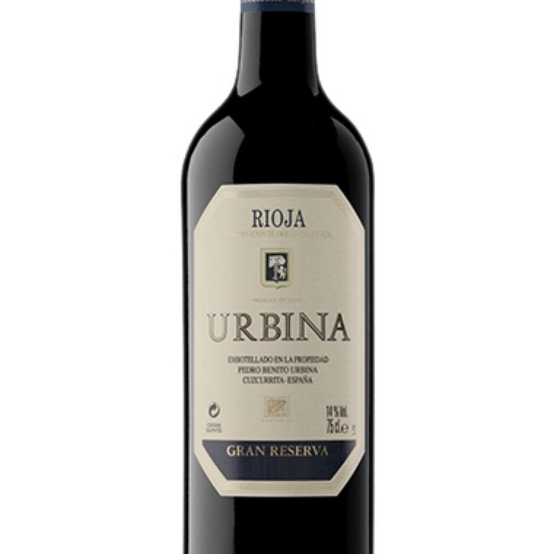 乌碧娜丹魄红葡萄酒URBINA Red Tempranillo