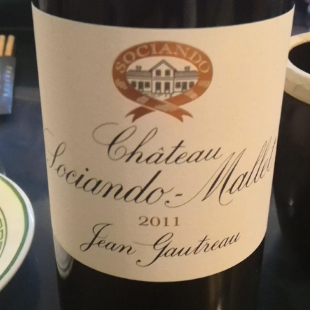 Chateau Sociando-Mallet Haut-Medoc