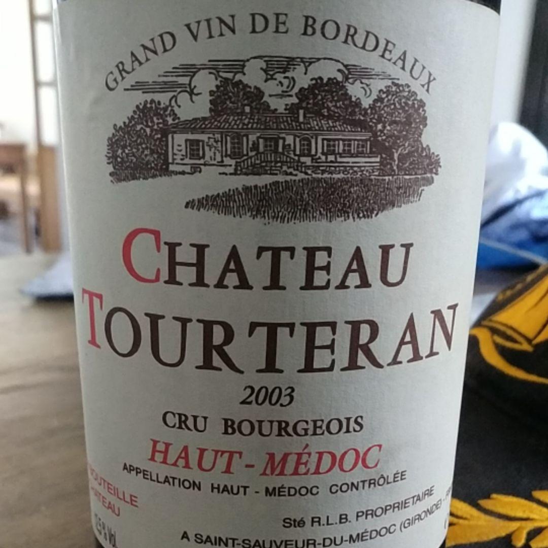 图安庄园干红Chateau Tourteran