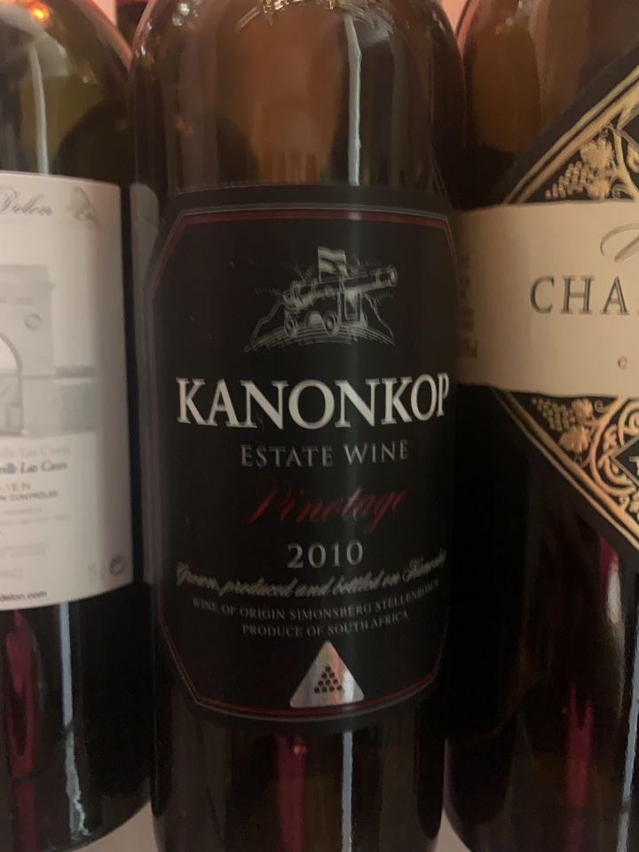 炮鸣之地黑标皮诺塔吉干红Kanonkop Black Label Pinotage