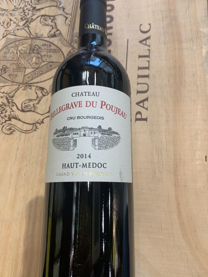 博悦酒庄干红Chateau Bellegrave du Poujeau