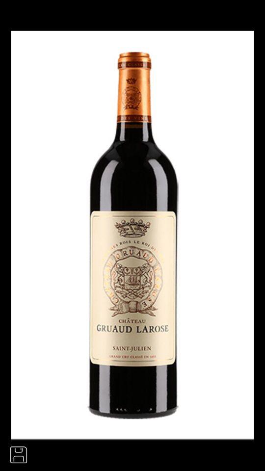 金玫瑰酒庄干红Chateau Gruaud Larose