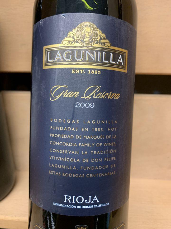 拉古尼利亚珍藏干红Bodegas Lagunilla Reserva