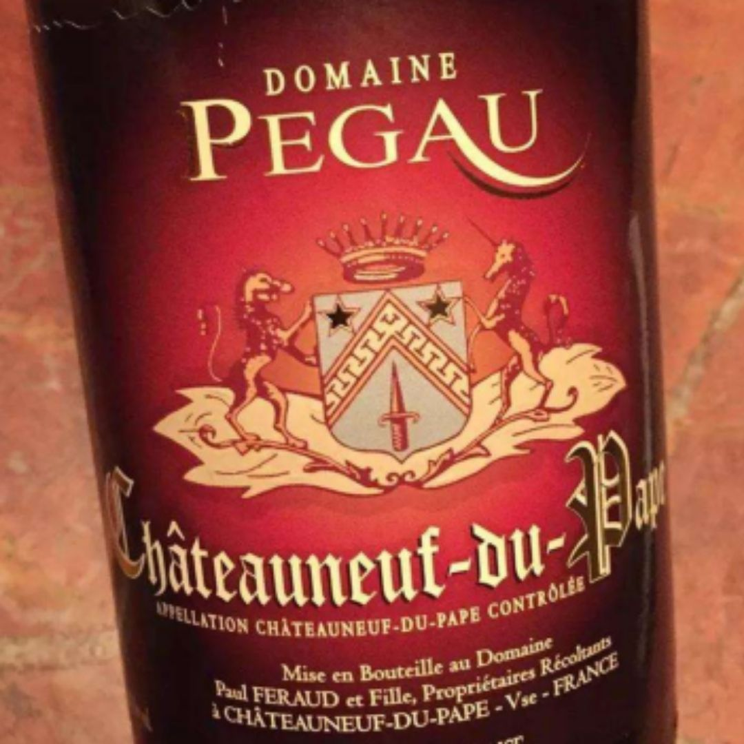 佩高卡珀特酿干红Domaine du Pegau Cuvee Da Capo