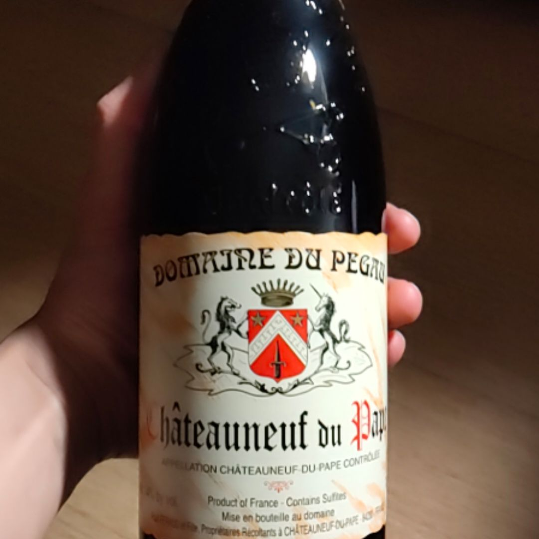 佩高珍藏特酿干红Domaine du Pegau Chateauneuf-du-Pape Cuvee Reservee