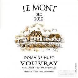 予厄山峰园干白Domaine Huet Le Mont