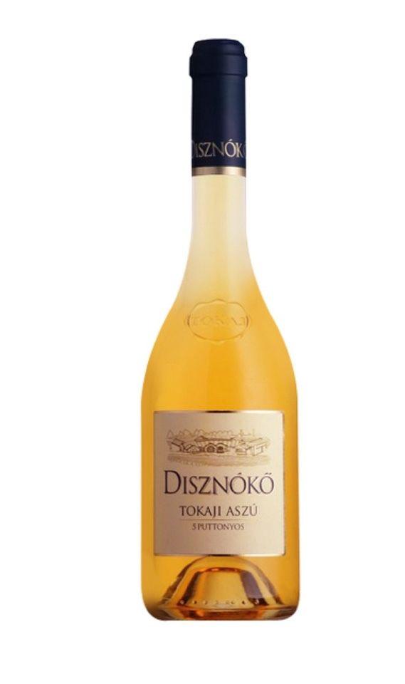 野猪岩酒庄托卡伊五筐白葡萄酒Disznoko Tokaji Aszu 5 Puttonyos