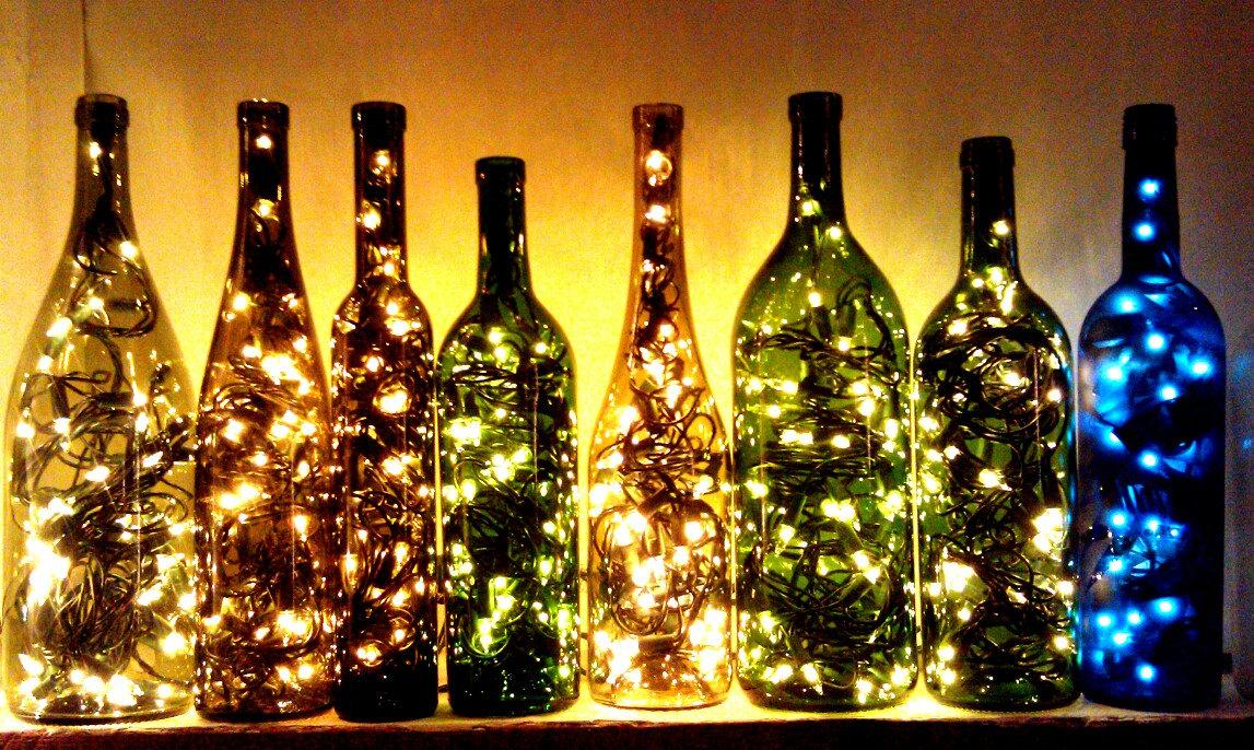 酒的灵魂住在瓶子里,点亮你的梦