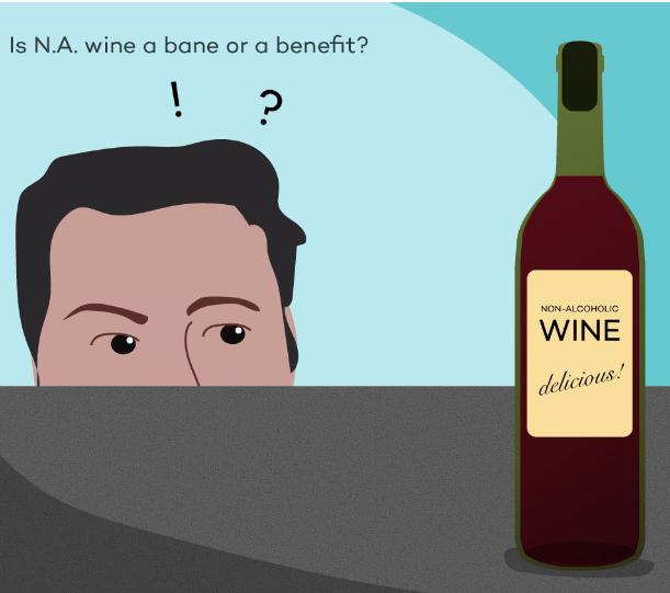 什么是无醇葡萄酒?会比普通葡萄酒好喝吗?